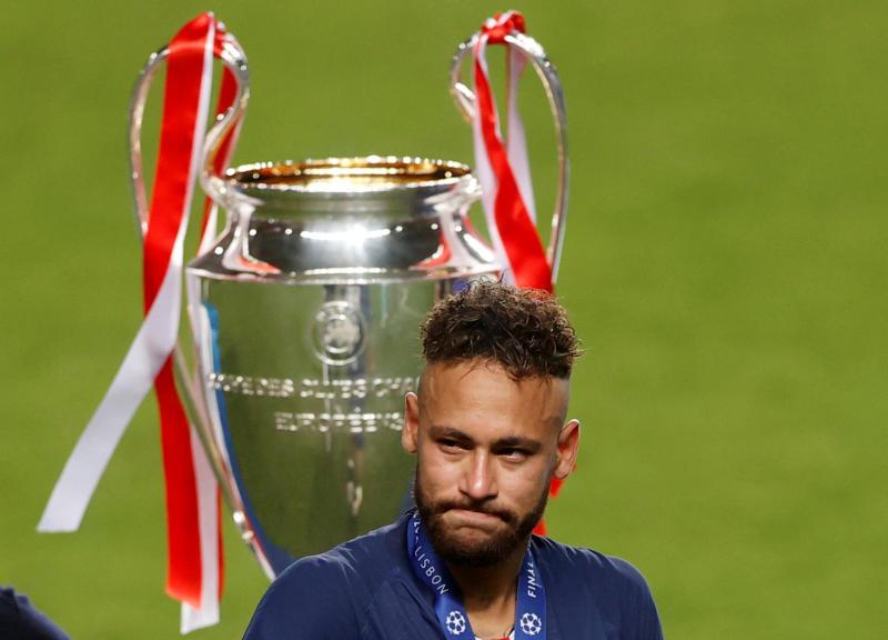 Neymar extends PSG contract until 2025