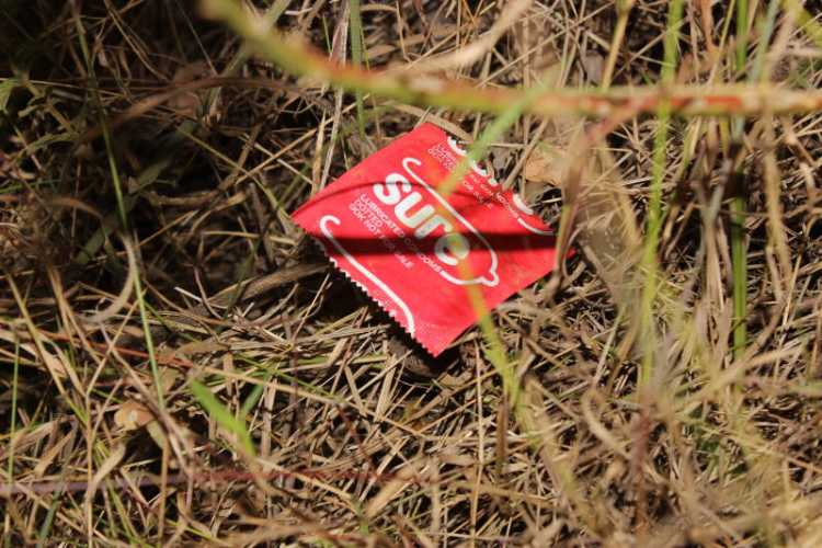Ngong' residents protest condom littering by brothels