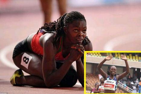 No Kenyans in 800m finals as Moraa misses mark in semi-finals