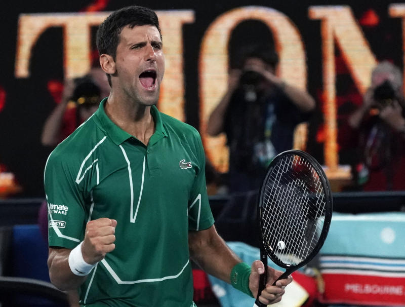 No looking back for Djokovic, Nadal as they pursue history