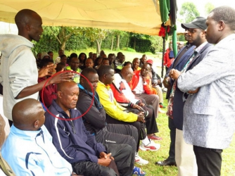 NOCK DISOWNS LEGEND: Legend abandoned Angry reactions greet treatment of sprints coach John Anzrah