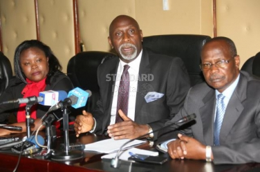 Nyachae: Transparency, accountability wanting