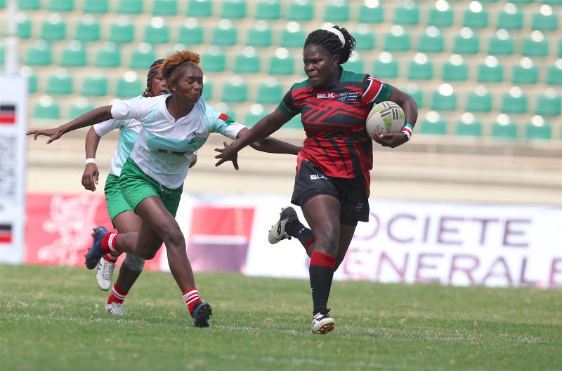 Ocholla upbeat as Lionesses eye revenge against Madagascar