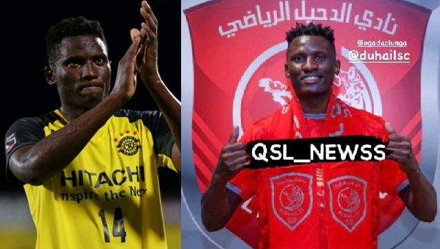 Olunga writes farewell message to fans after completing move to Qatar