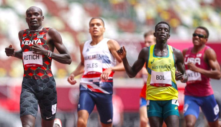 Olympics: All three Kenyans in men's 800m are through to the semi-finals