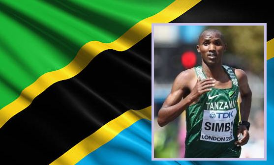 Olympics: Despite a population of over 61 million people, Tanzania will be represented by three athletes