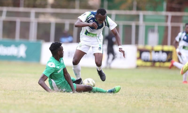 Omalla brace inspires Gor Mahia past KCB in league opener