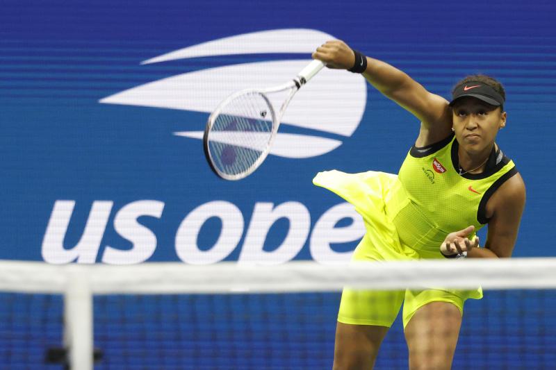 Osaka suffers shock loss in U.S. Open third round