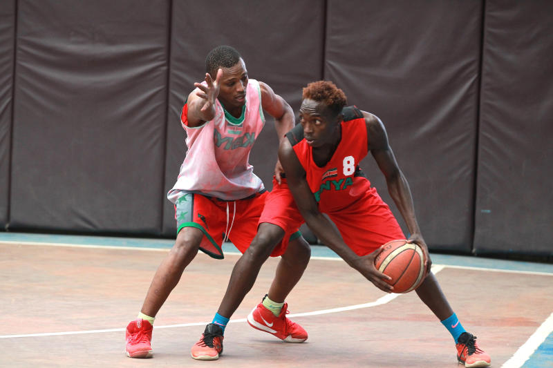 Owuor names final 12-man Kenya Morans squad ahead of AfroBasket Qualifiers