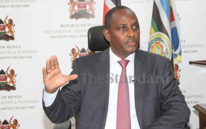 Pain for Kenyans as Treasury borrows Sh1 trillion in one year
