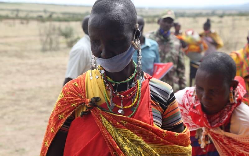 Pandemic decimates livelihoods of the Maasai