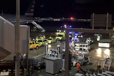 Panic on second American Airlines flight as mystery fainting illness hits passengers and crew