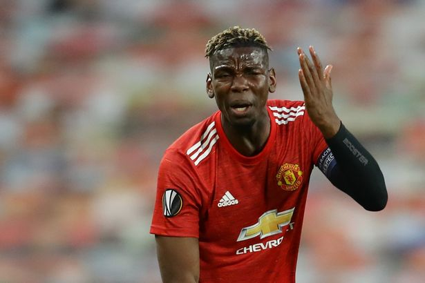 Pogba reveals unusual reason for wearing one arm sleeve for Man United