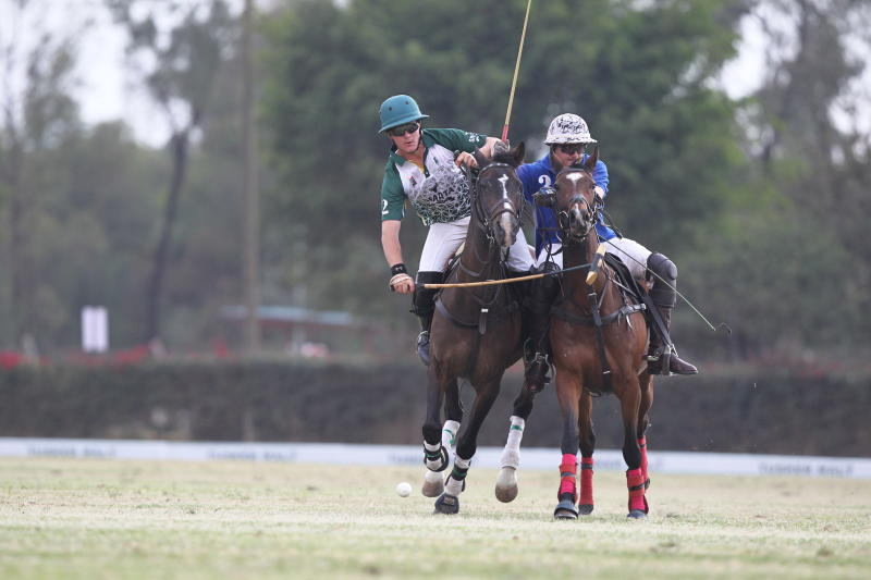 Polo: South Africans recover from first loss to beat Kenya Samurai