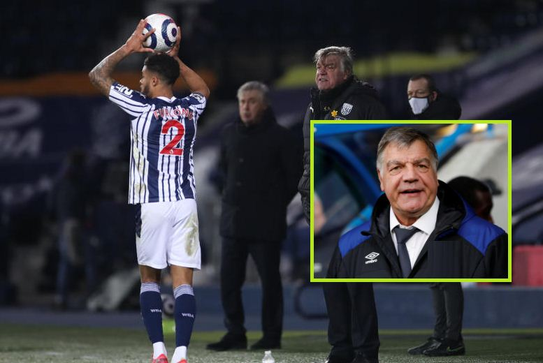 Premier League trying to relegate West Brom, says Allardyce