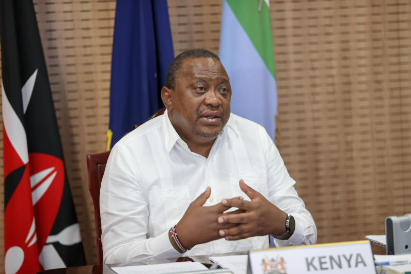 President Uhuru Kenyatta mourns rugby icon Benjamin Ayimba