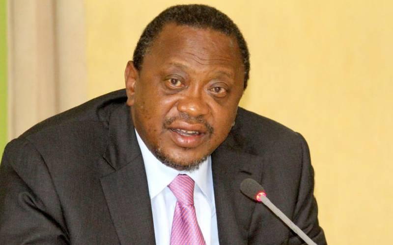 President Uhuru mourns CS Mohamed's father