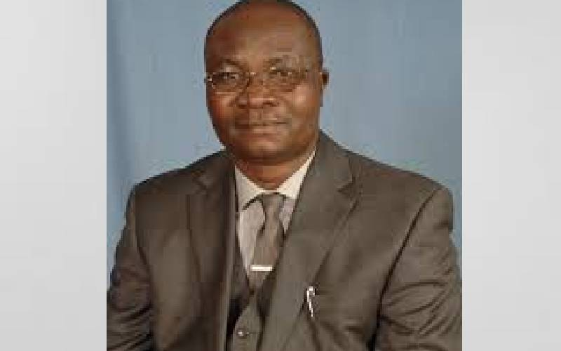Prof Ong'ondo appointed new KICD boss