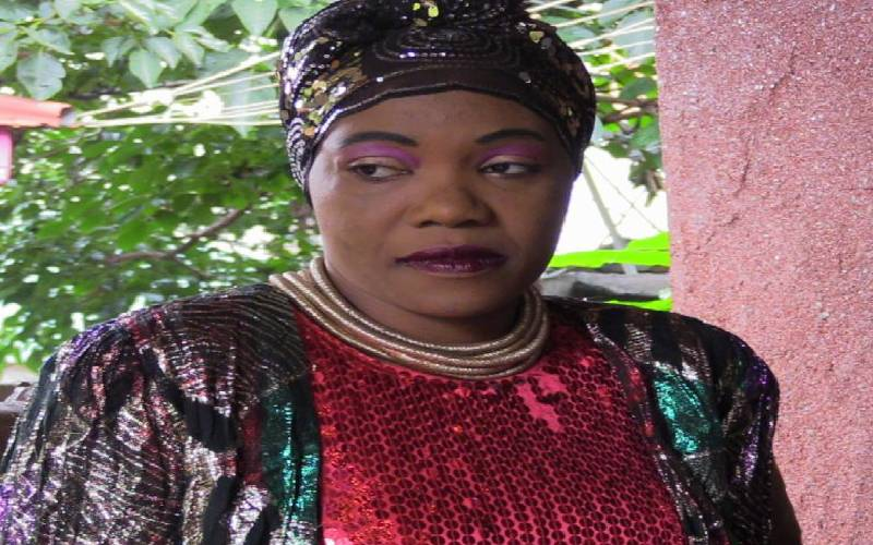 Queen of Ohangla Lady Maureen dies after long illness