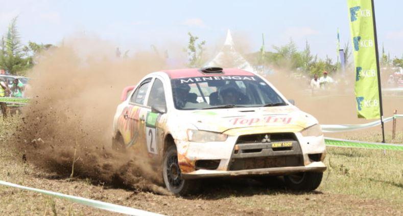 Rai sons chase KCB Nakuru rally honours