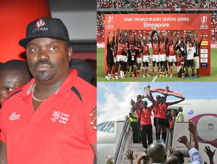 Kenyans pay tribute to Benjamin Ayimba, man who made rugby history