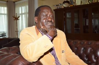 Raila's strategy to regain Rift Valley vote