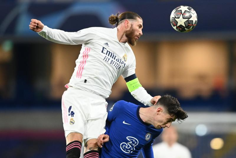 Ramos suffers hamstring injury, may have played last game for Real