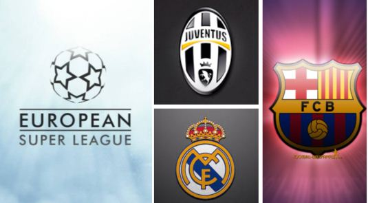 Real, Barca, Juve denounce 'intolerable' pressure to abandon Super League