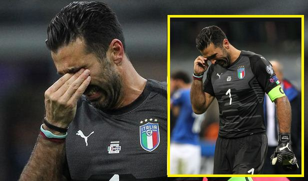 Reason why Juventus goalkeeper Buffon was not punished for blasphemy after Italian FA probe