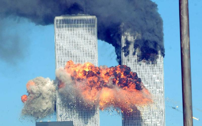 Remembering September 11 from an eyewitness account