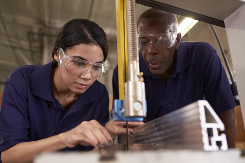 Reskilling the workforce for a lifetime of learning