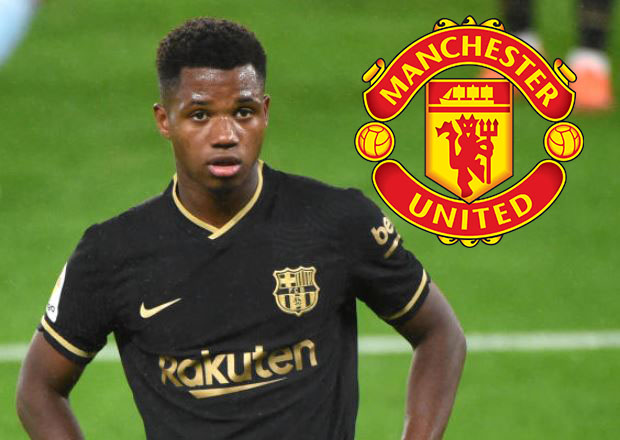 Revealed: Man United could have signed Barcelona's Fati for Sh19billion
