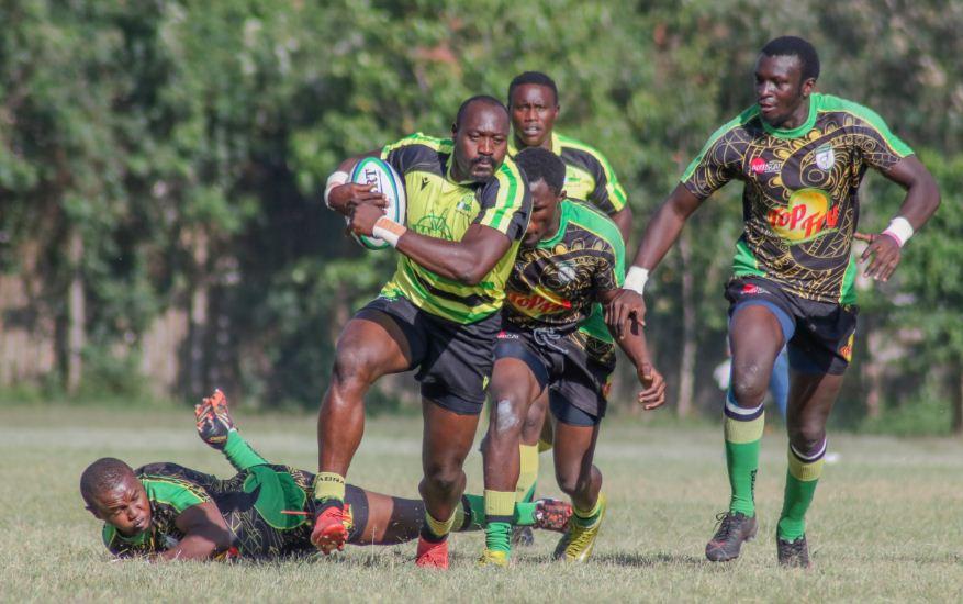 Rugby: Kabras Sugar thump Top Fry Nakuru to maintain winning run