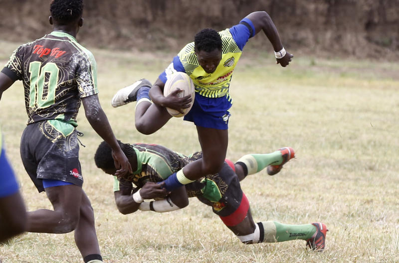 Rugby: Kenya Cup League matches postponed due to covid-19 results