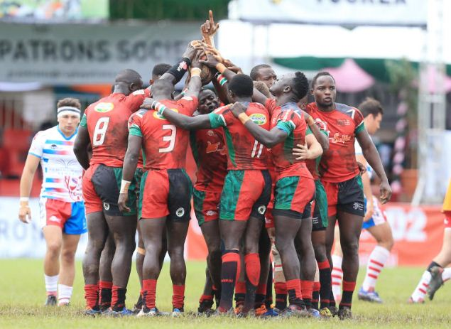 Shujaa beat Portugal and USA in Madrid 7s