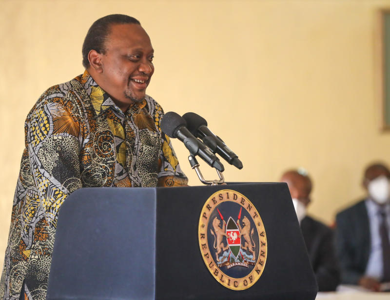 Ruto allies blame Uhuru for DP's woes