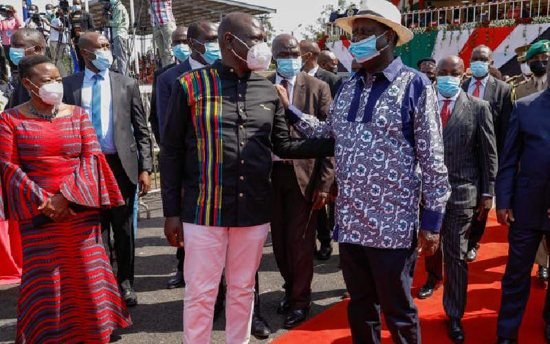 Raila, Ruto walk a tight rope in search of running mates