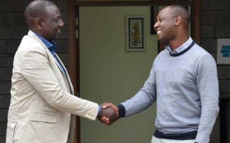 Ruto says bottom-up economic model will help create new jobs