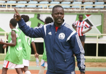 Harambee Starlets coach Ouma clings to away goal after defeat in Botswana