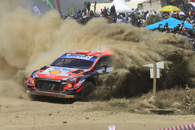 Safari Rally: Power of Sports in Enriching National Identity