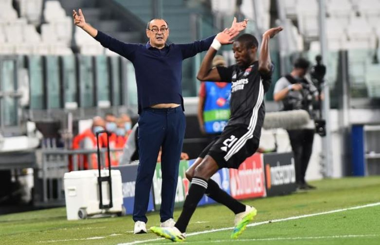 Sarri: I will not be fired because of one match