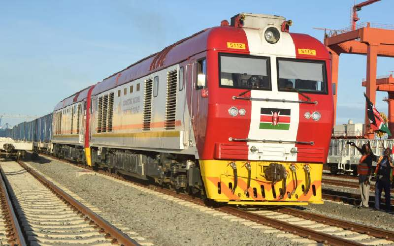 SGR cargo haulage from port improves in last 4 months