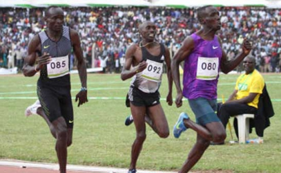 Showdown between Rudisha and Rotich fails to materialise