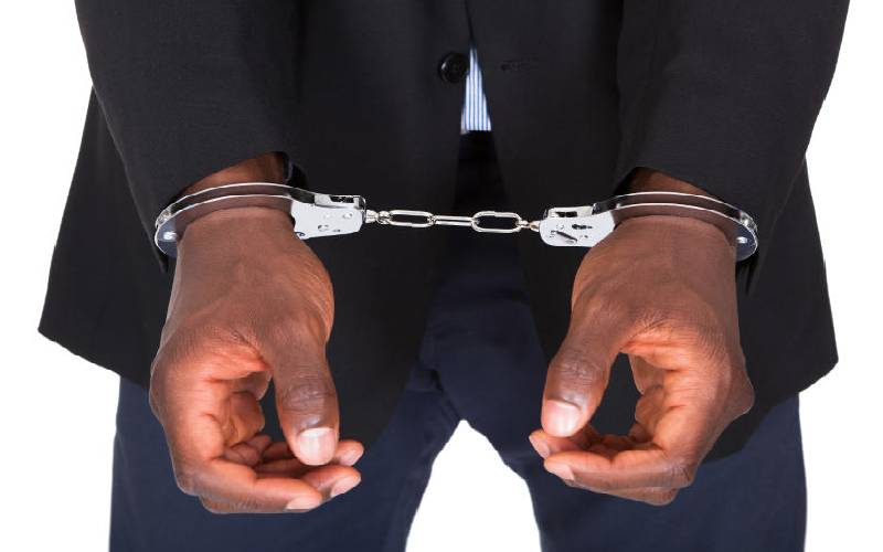 Male nurse arrested in Siaya for defiling Form Two student