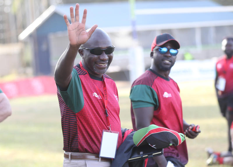 Simbas head coach Odera names squad for South Africa Championships