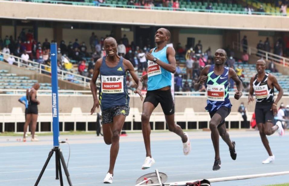 Simotwo stuns world champion Cheruiyot in 1500m