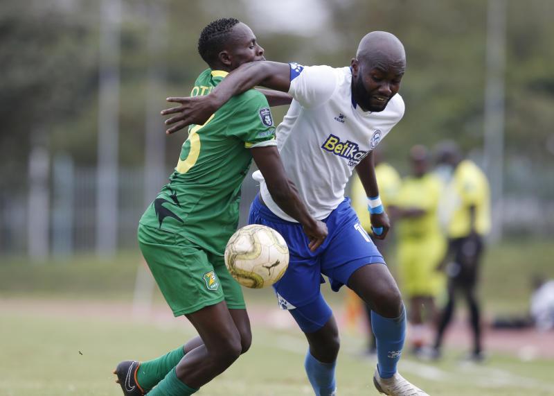 Sofapaka coach under pressure as league leaders come calling