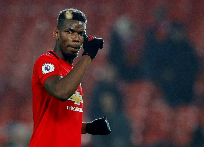 Solskjaer encouraged by Pogba performance in Man Utd's draw at Spurs