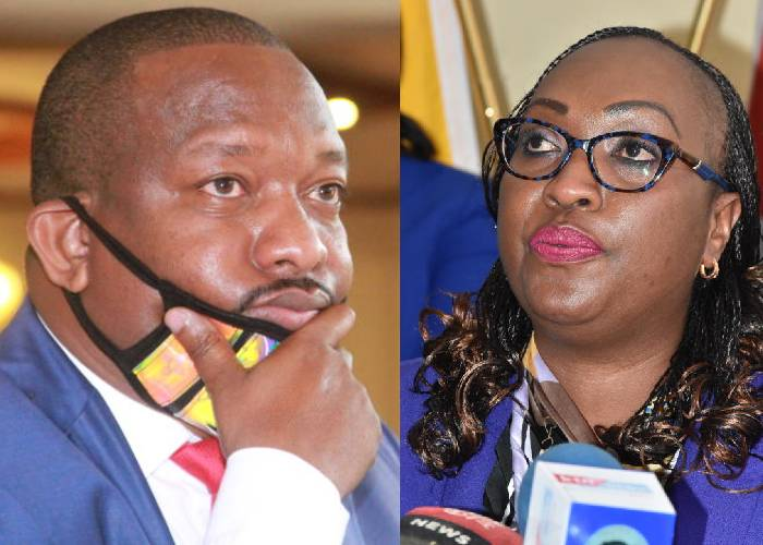 Lawyers speak on Sonko's chance after Kananu ruling