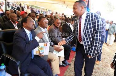 Sonko: I'll join CORD if Kalonzo is named flag bearer
